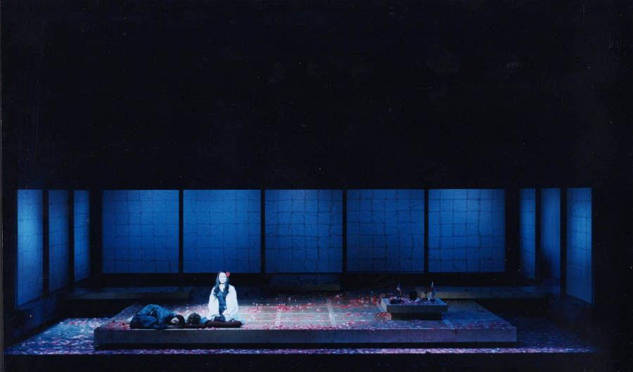 MADAMA BUTTERFLY - For Opera Australia. 1997