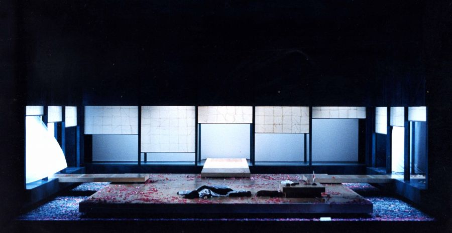 Madama Butterly - END