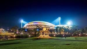 Adelaide Oval @ Night