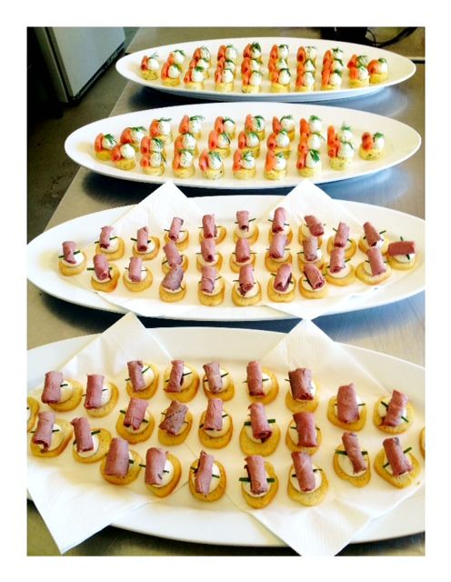 Canapes cocktail party catering in southern highlands for Cocktail canape menu