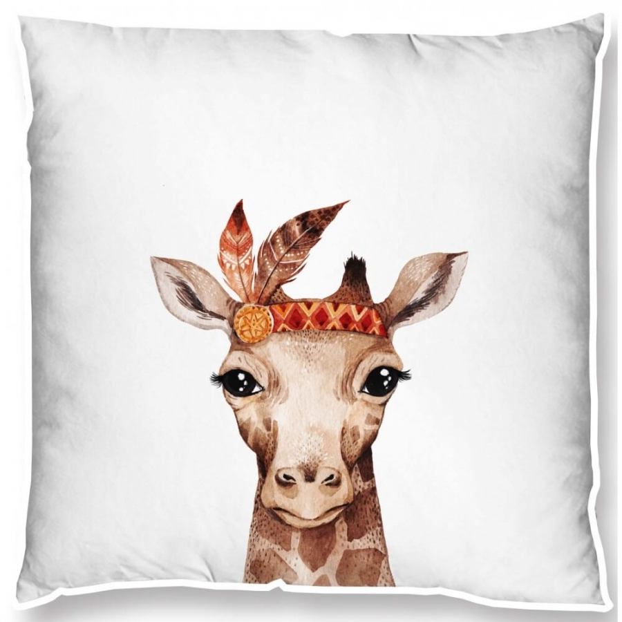 Cushion Giraffe