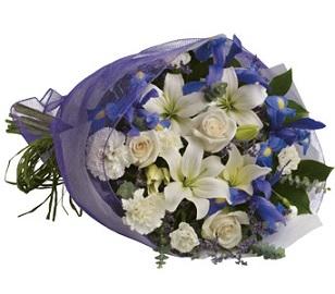 Roses Lily Iris
