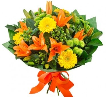 Sunshine & Lilies
