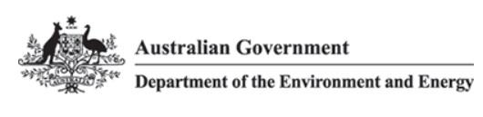 Federal Dept Environment