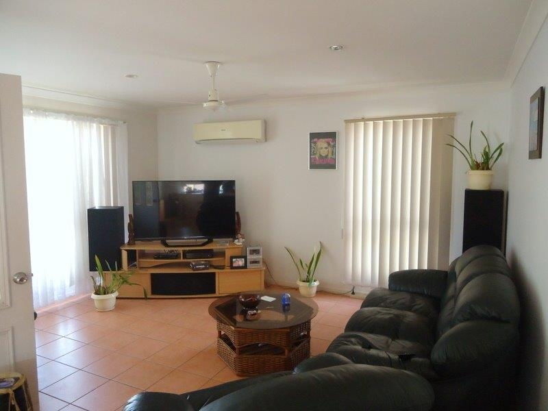 Capri Cove - Living room area. For sale at Bribie Pines Island Village