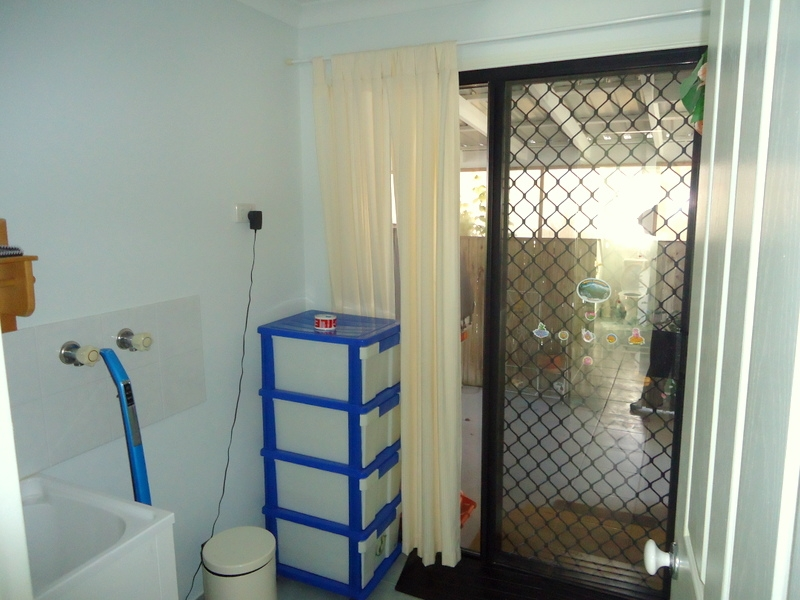 Siena Shores - Laundry. For sale at Bribie Pines Island Village