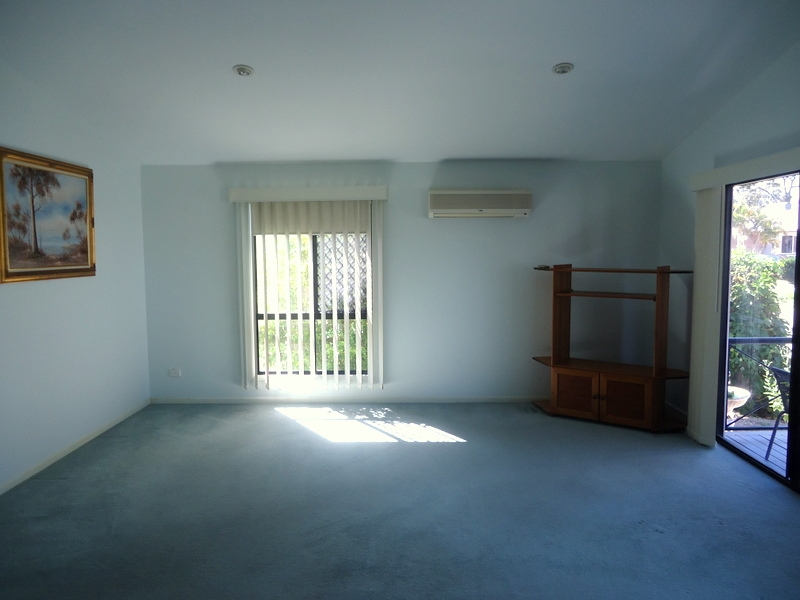 Siena Shores - Living room area. For sale at Bribie Pines Island Village