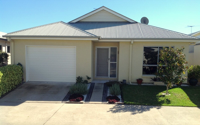 Avon Springs. For Sale at Island Breeze Resort - Bribie Island