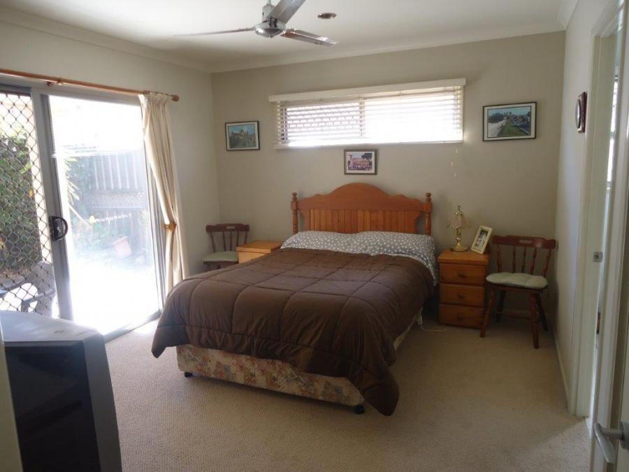 Kooparoo - main bedroom. For sale at Island Breeze Resort