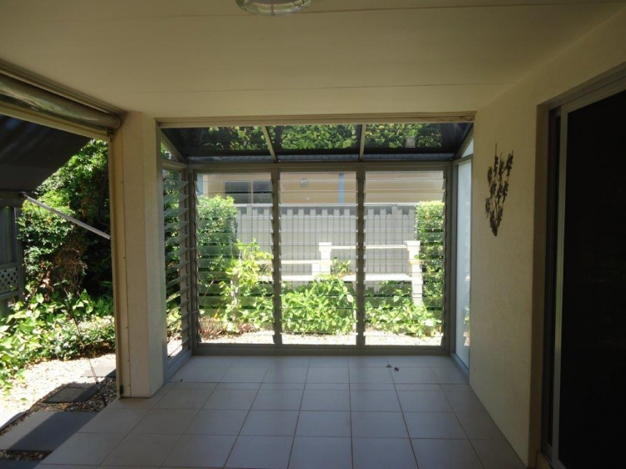 Rose Bay - Patio. For sale at Island Breeze Resort