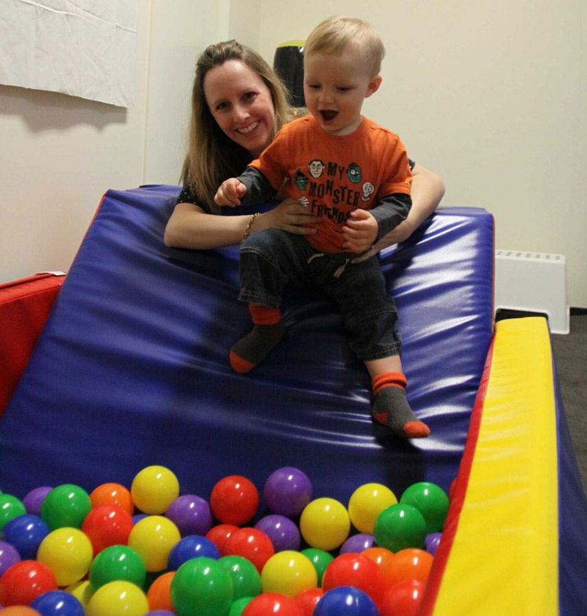 Playing and therapy in the Let's Play Developmental Therapy Clayfield clinic