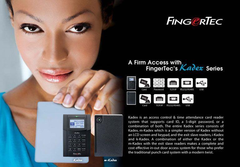 FingerTec Kadex RFID