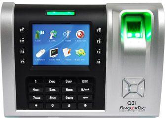FingerTec Ta200+ Fingerprint time clock