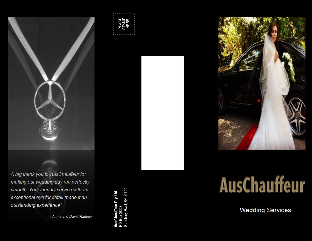 AusChauffeur Wedding