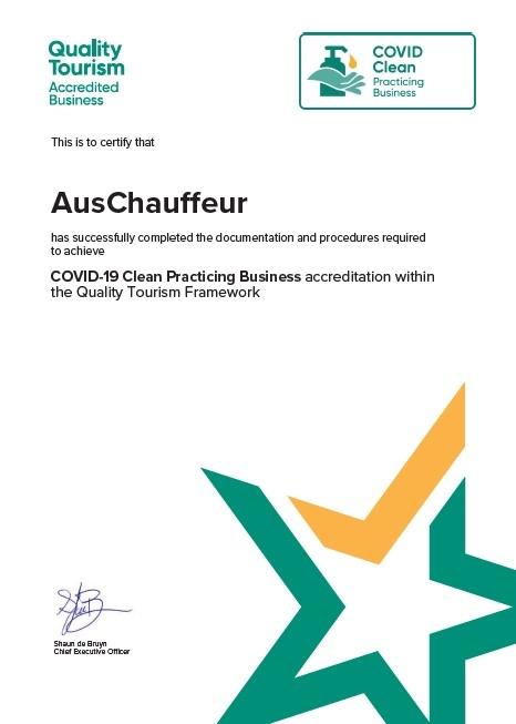 QTAB Covid-19 Clean Cert
