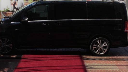 ACN V250 red carpet